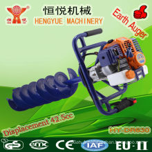 Machine de forage d'HY-DR630 glace drill machine 42.5cc glace