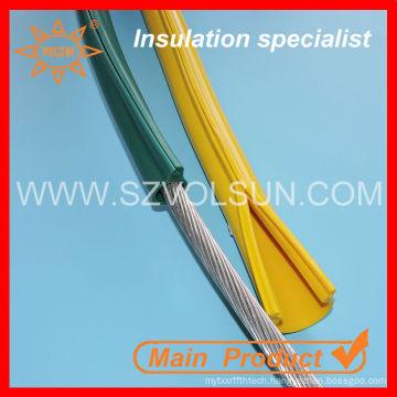 Silicone Rubber Material 220KV High Voltage Line Insulator