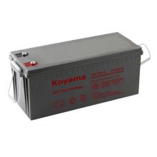 180ah 12V Gel Accumulators/ Battery for Railways