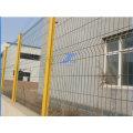 Cerca de la fábrica del acoplamiento de alambre con el poste del melocotón (TS-L01)