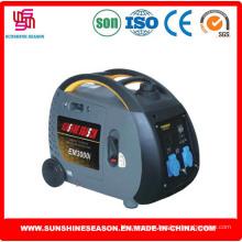 Generadores portátiles de gasolina Inverter Digital para uso en exteriores (SE3000iN)