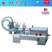 Máquina de enchimento de líquidos Double Heads Syf