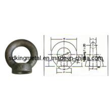 Hot Dipped Glav DIN582 Ring Nut