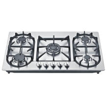 Stainless Steel Built-in Gas Hob