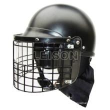 Шлем с чистой металлокаркаса
