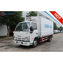 2019 nouveaux camions frigorifiques ISUZU 100P de 12,5 m³