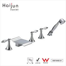 Haijun Famous Products Modern cUpc Bathroom Bathtub Shower Mixer Faucet