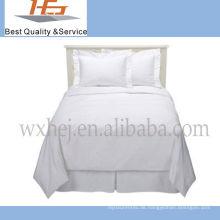 Hochwertiges super weiches weißes Baby-Bettwäsche-Set