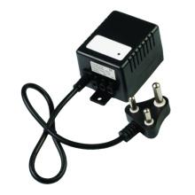 20-40W AC DC Adaptador de corriente lineal para montaje en pared