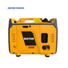 Schalldichter Wechselrichter Generator 2000W Wechselrichter