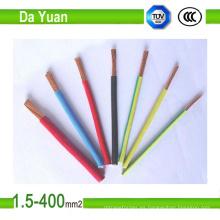 2016 Nuevo PVC aisló el cable de la longitud del rollo de H05VV-F el 100m