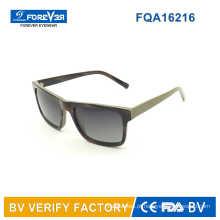 Modelo Vintage quente acetato quadros dos Eyeglasses de sol com lente polarizada de venda on-line