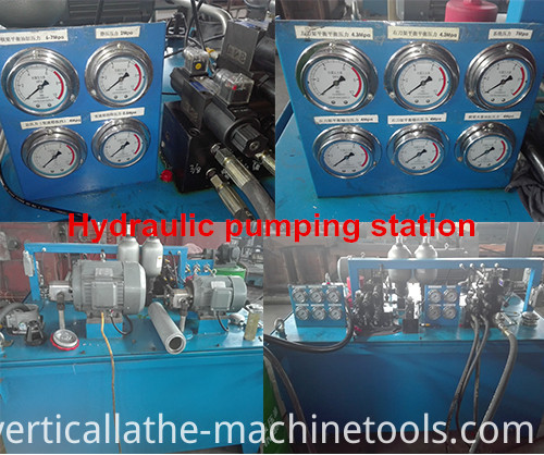 Low price vtl machine