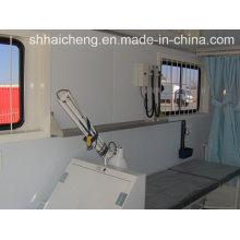 Clínica de Contenedores Modificados / Clínica Móvil / Clínica Prefabricada (shs-mc-clinic001)