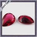 Груша Ruby Shinning CZ Gemstones