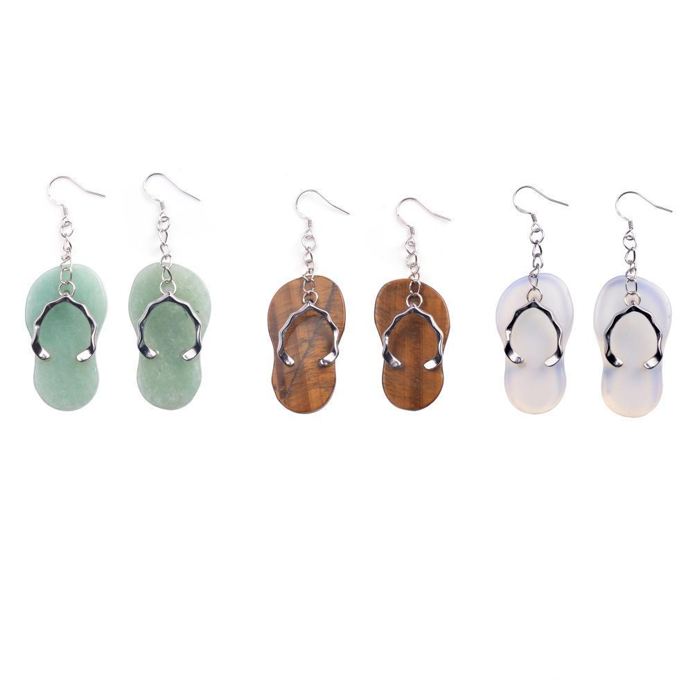 Slipper earring