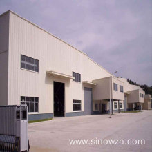 Steel structure frame fruit refrigeration storage house