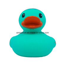 Green Baby Bath DIY Duck to Swim