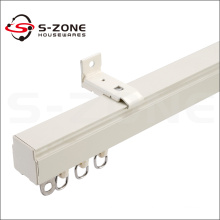 customized bath curtain rail to aluminium track