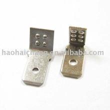 La alta calidad sujeta la pieza del conector de los bloques de terminales de la potencia