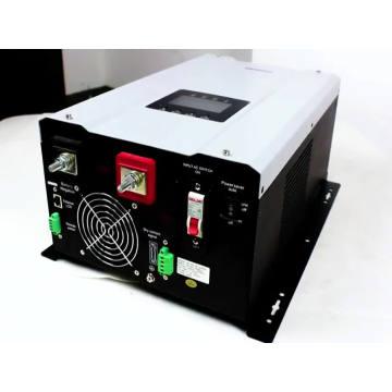 5000 Вт гибридная солнечная система 5кВт солнечной энергии комплект от сетки системы домашнего освещения цена 5000 Вт солнечного генератора гибридной системы