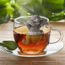 Factory Direct Selling FDA New Style Sloth Silicone Tea Infuser