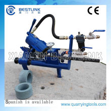 Integral Drill Rod Grinding Machine