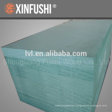 China Moistureproof green MDF