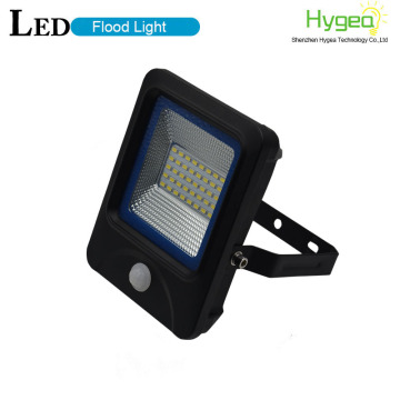 Warm white pure white cool white LED Floodlighting