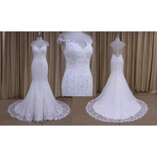 Noiva entrega vestido de noiva mais rápido