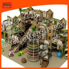 Garderie Enfants Indoor Pré-scolaire Équipement de terrain de jeux