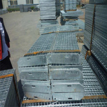 Galvanized Diamond Anti Skid Steel Grating Plate