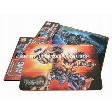 Heat Transfer Custom Printed Cloth Mouse Pad For Gaming, Non Slip