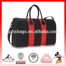 Sac à bandoulière Trendy Polyester Personnalisé Sac fourre-tout Duffle Bag Sports