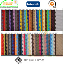 PU Coated Oxford 600d Polyester Soft Fabric for outdoor Cushion