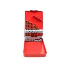Metal Box Twist Drill Bit 13PCS Set