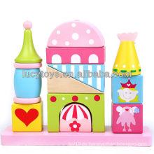 Schloßblöcke Form Sorter Bausteine Spielzeug