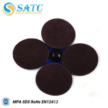 Customized size S/C quick change disc for removing paint About