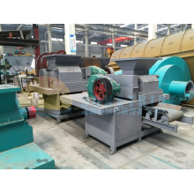 Hydraulische Walzenpresse-Kalk-Pulver-Brikettiermaschine der hohen Qualität