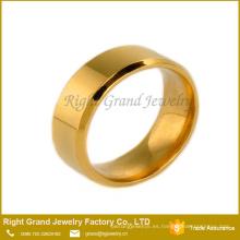 Anillo de compromiso del anillo de bodas del nuevo modelo de alta calidad al por mayor de China
