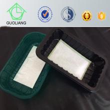 Emballage alimentaire congelé commercial de récipient en plastique commercial thermoformé
