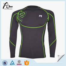 Long Sleeve Tops Wholesale Men Compression Garments