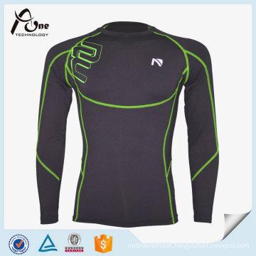 Long Sleeve Tops Wholesale Men Compression Garments