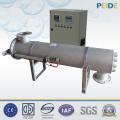2016 Venta caliente neumática limpia acuario UV esterilizador de agua