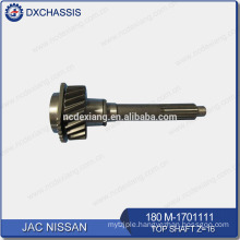 Genuine JAC 180 Top Shaft Z-16 M-1701111