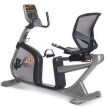 Bicicleta reclinada comercial do equipamento do Gym de Equipmt da aptidão para a sala do Gym