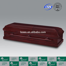 Solid Poplar Casket/Cremation