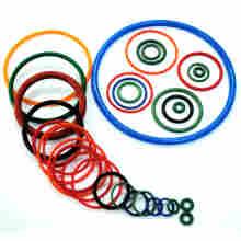 O-Ring de borracha de silicone de qualidade alimentar personalizado