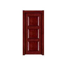 Puerta de madera sólida puerta interior de madera de la puerta del dormitorio (RW016)
