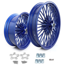 Motorcycle Wheel Rims 16 inch 18 inch 21 inch Alloy Wheels Manufacturer